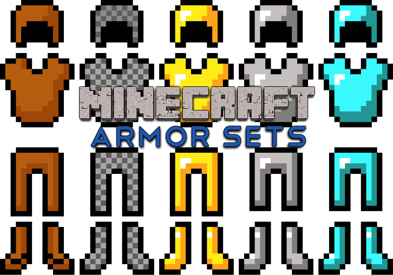 Minecraft Armor Sets