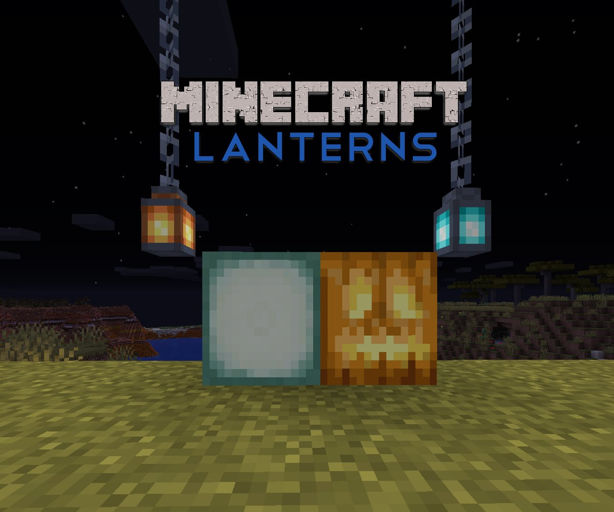 all minecraft lanterns