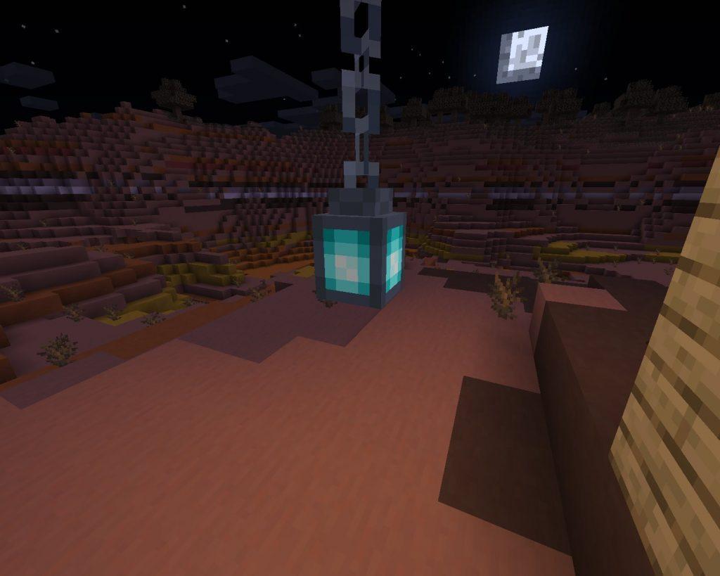 soul lantern on chain